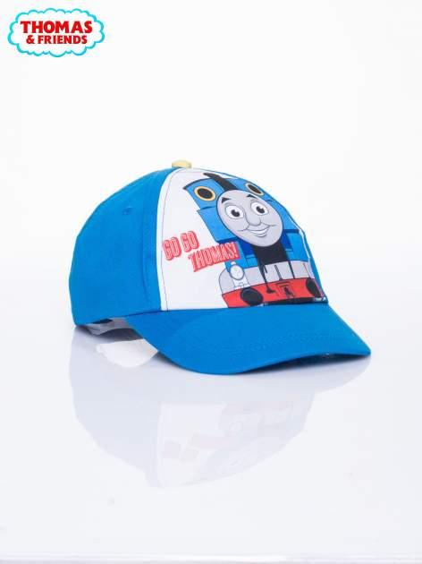 Niebieska chłopięca czapka z daszkiem TOMEK I PRZYJACIELE                                  zdj.                                  2