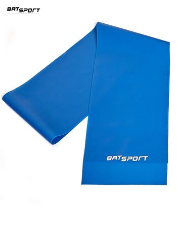 Niebieska guma do ćwiczeń poziom trudny                                  zdj.                                  5