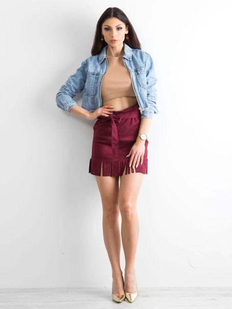 Niebieska kurtka jeansowa Sugar                              zdj.                              4