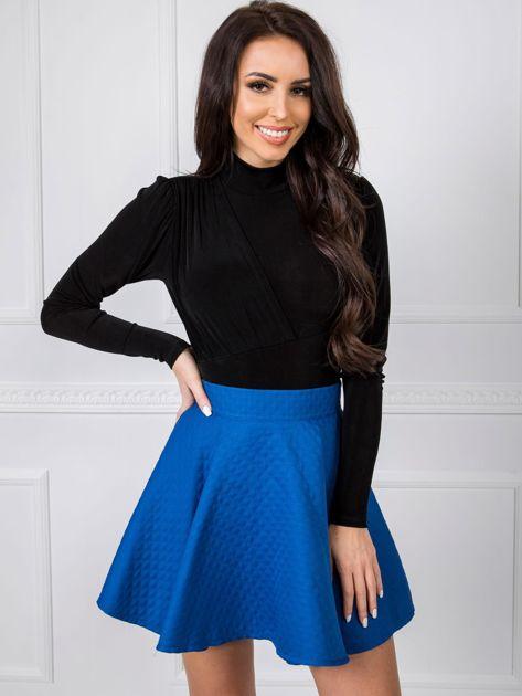 Niebieska spódnica BSL