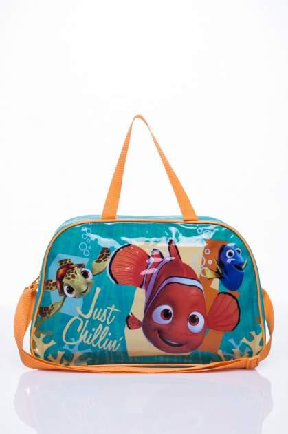 Niebieska torba szkolna DISNEY Nemo                                  zdj.                                  1