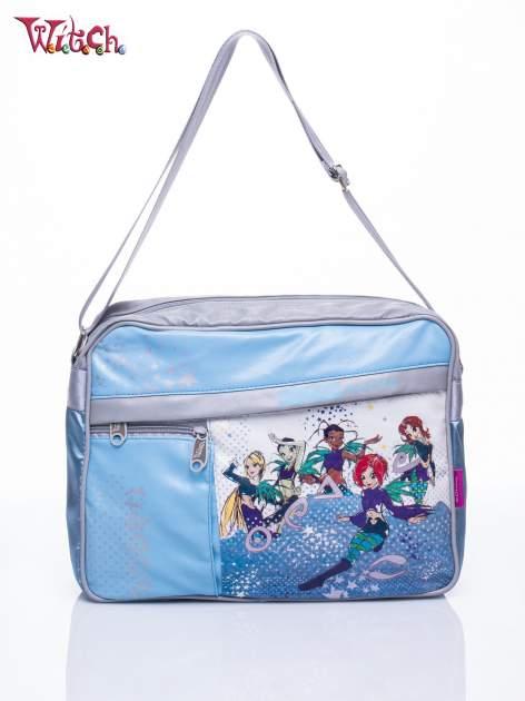 Niebieska torba szkolna DISNEY Witch                                  zdj.                                  1
