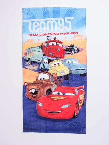 Niebieski chłopięcy ręcznik CARS                                  zdj.                                  1