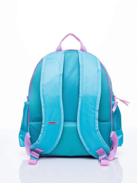 Niebieski plecak szkolny DISNEY Dzwoneczek                                  zdj.                                  3