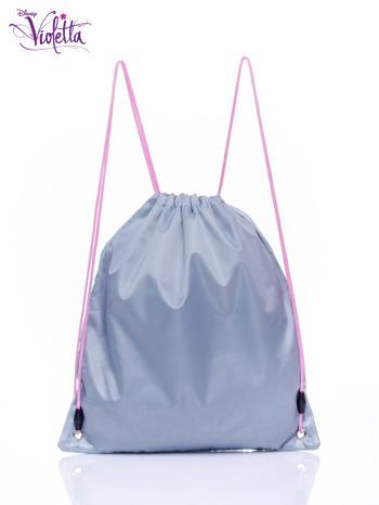 Niebieski plecak worek DISNEY Violetta