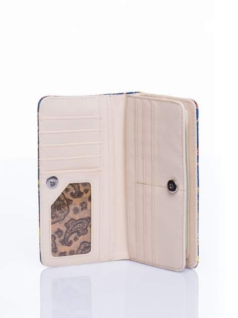 Niebieski portfel w sówki                                  zdj.                                  5