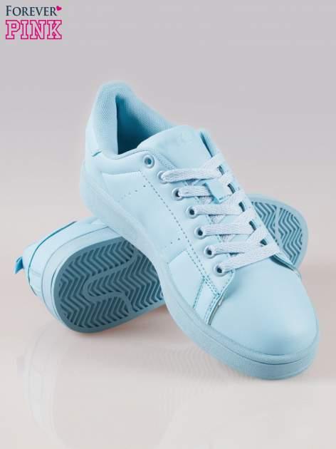 Niebieskie buty sportowe damskie No Limit                                  zdj.                                  4
