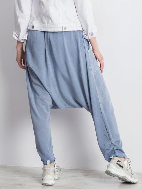 Niebieskie spodnie Halfway                              zdj.                              2