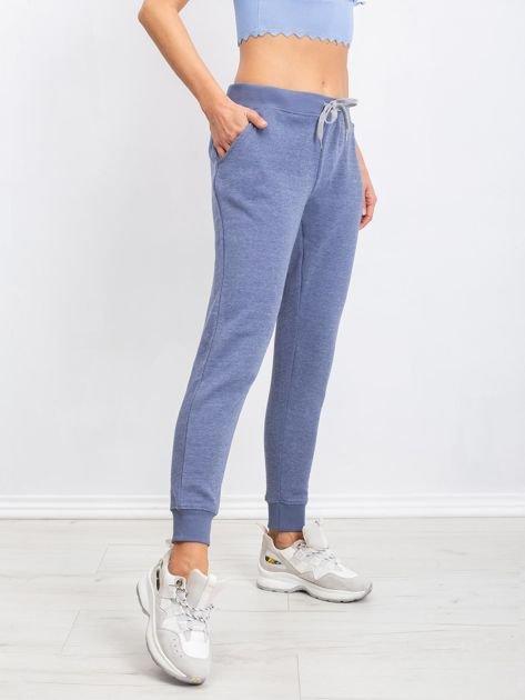 Niebieskie spodnie Tracey                              zdj.                              1