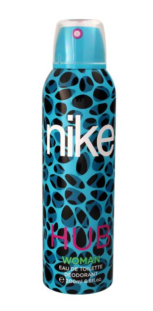 Nike Hub Woman Dezodorant spray 200 ml