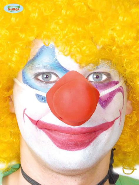 Nos klauna na gumce                              zdj.                              1