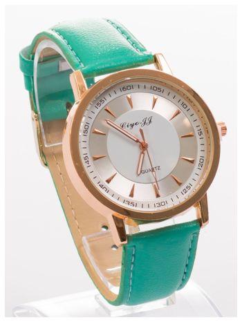 Nowoczesny i elegancki damski zegarek. Doskonały na każdą okazję.                                   zdj.                                  3