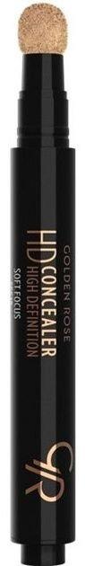 Nowość!!! GOLDEN ROSE HD Concealer - Korektor HD pod oczy 07 3 ml