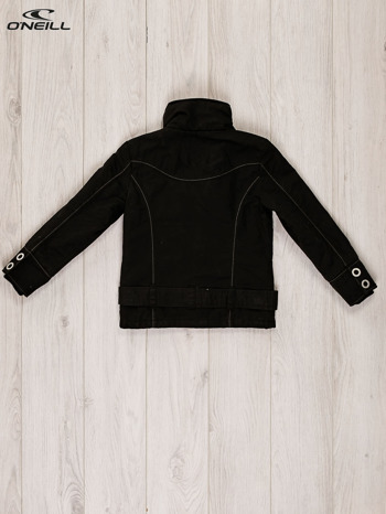 O'NEILL Czarna kurtka dla dziewczynki                               zdj.                              5