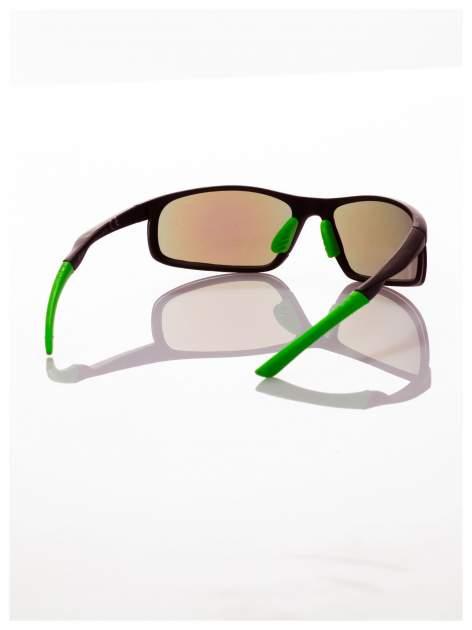 Okulary SPORTOWE- DYNAMICZNY DESIGN dla kierowcy                                   zdj.                                  3