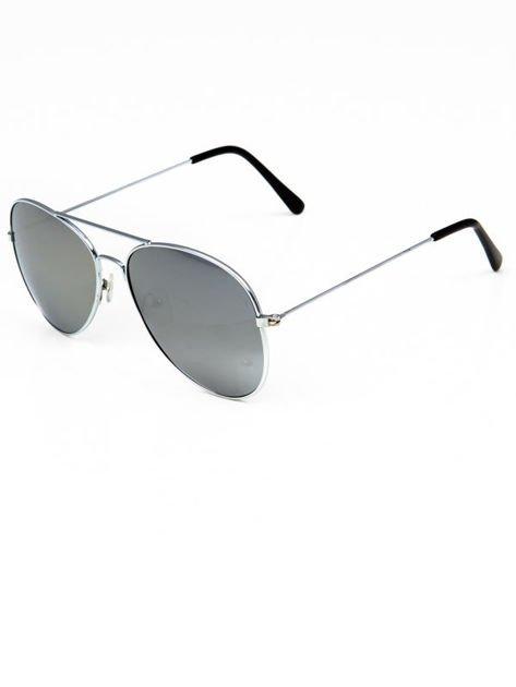 Okulary w stylu PILOTKI/AVIATOR unisex                              zdj.                              2