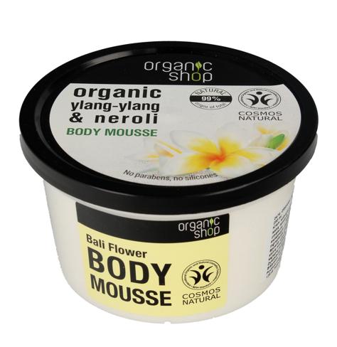 "Organic Shop Mus do ciała Ylang Ylang & Neroli  250ml"""