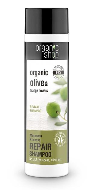 """Organic Shop szampon do włosów Regenerujący Księżniczka Maroko"""""""