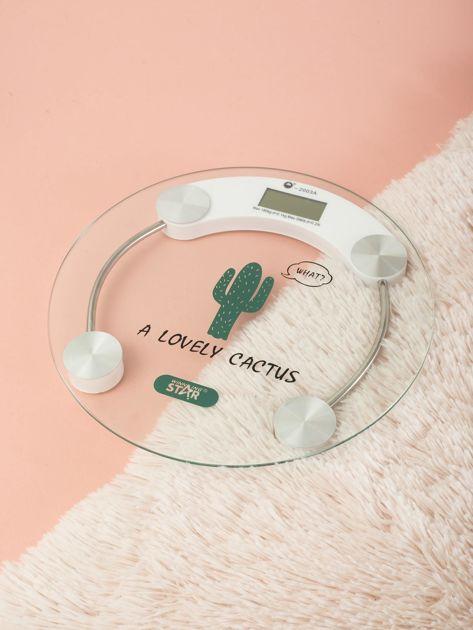 Osobowa waga łazienkowa z cyfrowym wyświetlaczem                              zdj.                              1