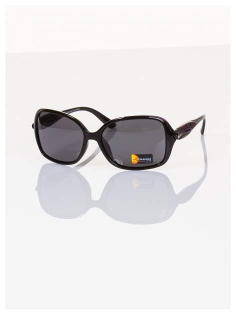POLARYZACJA Przepiękne okulary z delikatnymi zdobieniami ażurowymi+GRATISY                                  zdj.                                  2