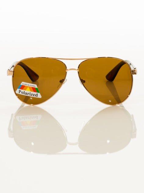 POLARYZACJA Sportowe okulary specjalne dwufazowe szkła dla KIEROWCÓW -ITALY DESIGN