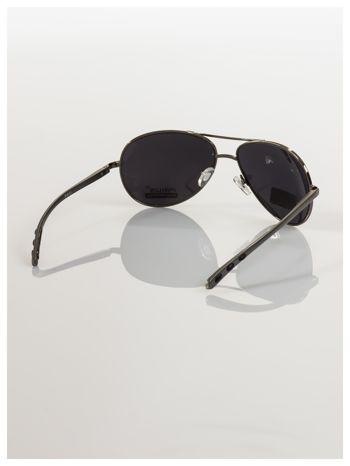 POLYCARBON PRIUS- Pilotki odporne na zarysowania ,unisex okulary przeciwsłoneczne z systemem FLEX na zausznikach                                  zdj.                                  6