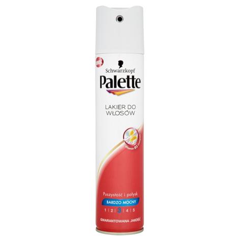 """Palette Lakier do włosów bardzo mocny  250ml"""""""