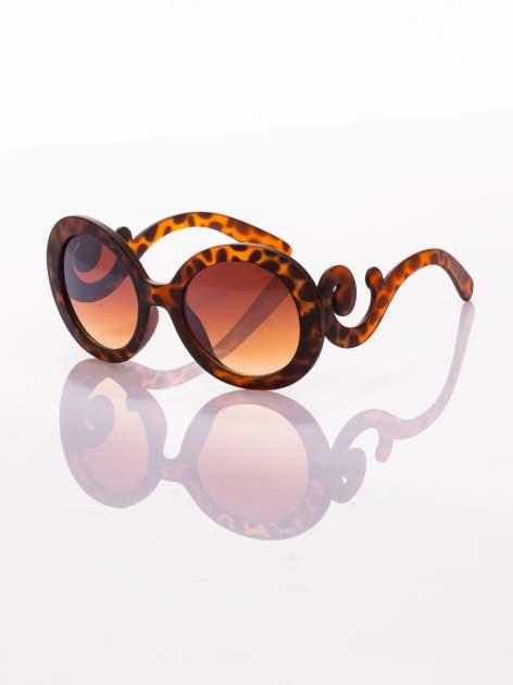 Panterka FASHION wyjątkowe okulary przeciwsłoneczne                                  zdj.                                  2