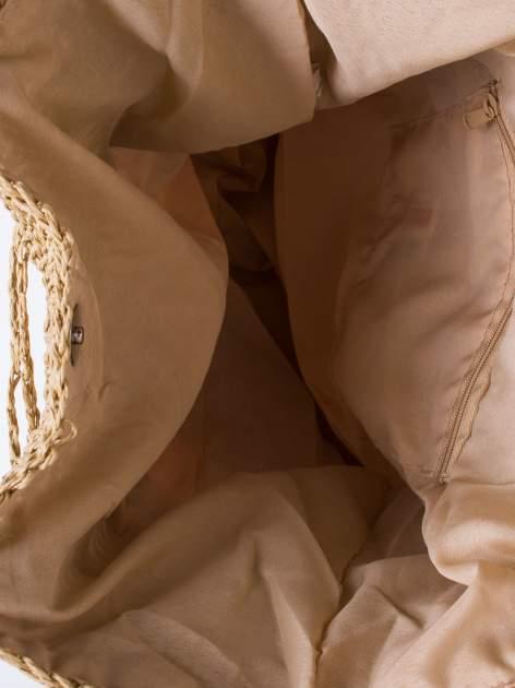 Pomarańczowa torebka w stylu boho                                  zdj.                                  5