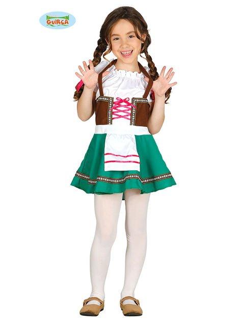 Przebranie dla dziecka regionalny strój tyrolski                              zdj.                              1
