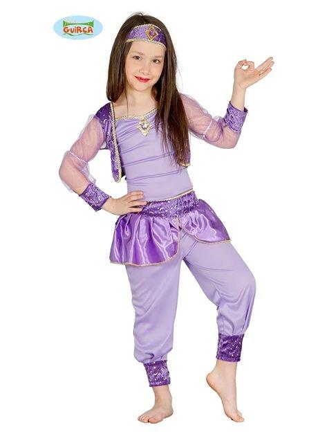 Przebranie karnawałowe dla dziewczynki Orientalna Tancerka                               zdj.                              1