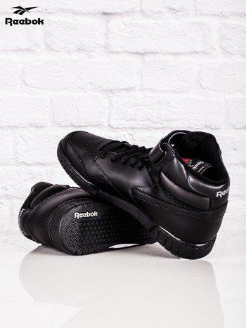 REEBOK Czarne buty sportowe męskie Ex-O-Fit Hi                               zdj.                              4