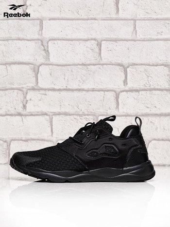 REEBOK czarne buty męskie Furylite o futurystycznym kształcie                              zdj.                              5