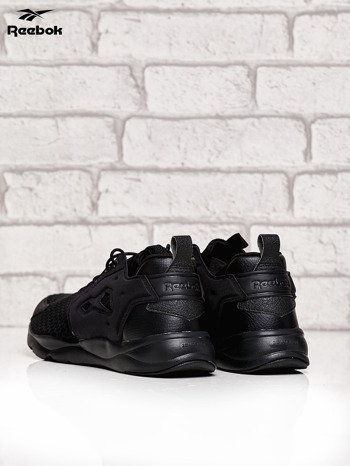 REEBOK czarne buty męskie Furylite o futurystycznym kształcie                              zdj.                              4