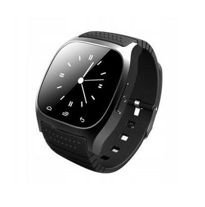 RONEBERG Smartwatch RM26 Współpracuje z Android oraz iOS Powiadomienia Połączenia Krokomierz Monitor snu Czarny                              zdj.                              3