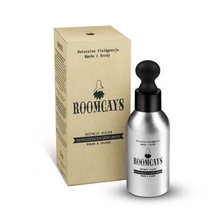 ROOMCAYS Odżywczy olejek do pielęgnacji wąsów i brody                              zdj.                              1
