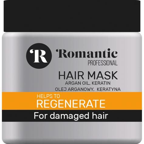 Romantic Professional Maska do włosów Regenerate  500 ml