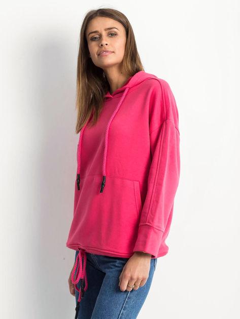 Różowa bluza Replicating                              zdj.                              3