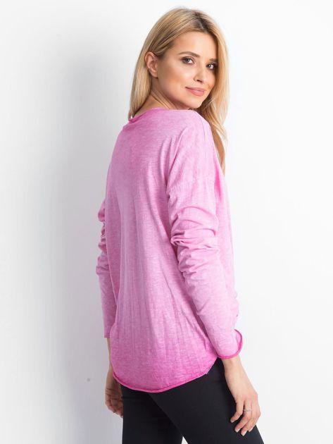 Różowa bluzka Espionage                              zdj.                              2