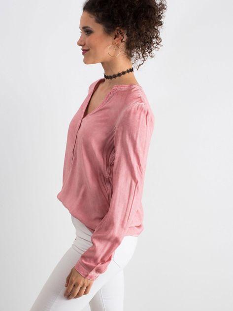 Różowa bluzka Galore                              zdj.                              3