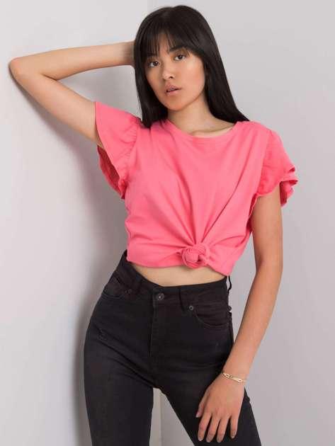 Różowa bluzka Shaniece
