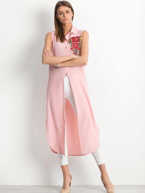 Różowa koszula Splendid                              zdj.                              4
