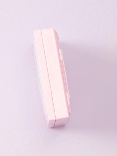 Różowa lampka LED na baterie                              zdj.                              3