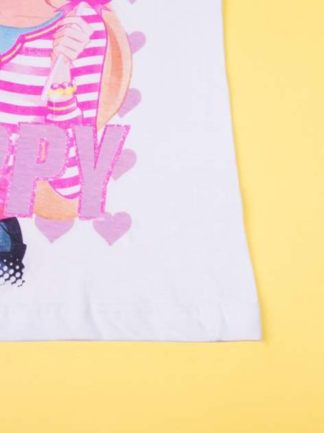 Różowa piżama dla dziewczynki BARBIE                                  zdj.                                  9