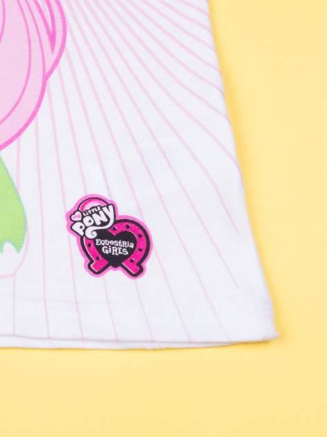 Różowa piżama dla dziewczynki MY LITTLE PONY                                  zdj.                                  7