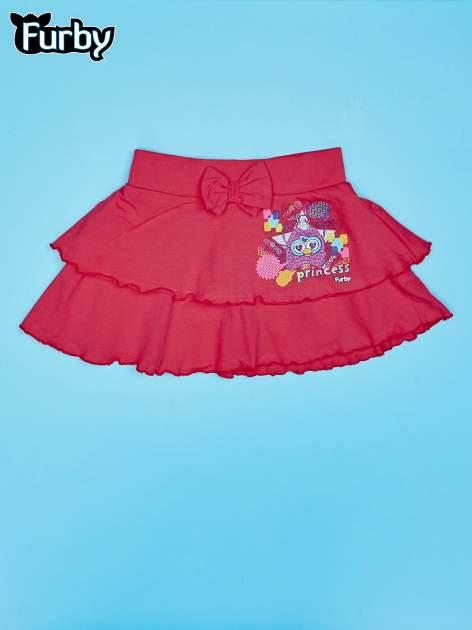 Różowa spódnica dla dziewczynki FURBY