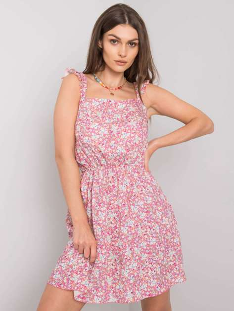Różowa sukienka Midori