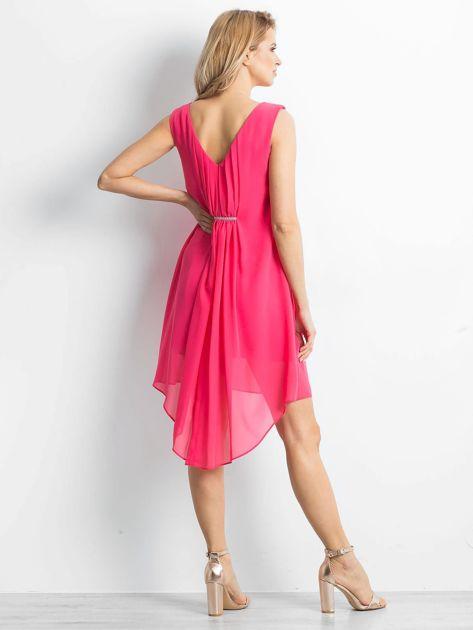 Różowa sukienka Salvation                              zdj.                              2
