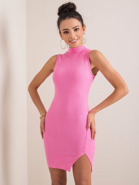 Różowa sukienka Sylvia RUE PARIS
