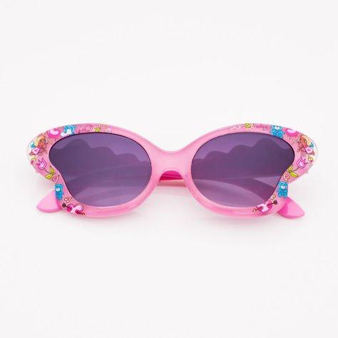 Różowe Dziecięce Okulary przeciwsłoneczne MOTYL                              zdj.                              1